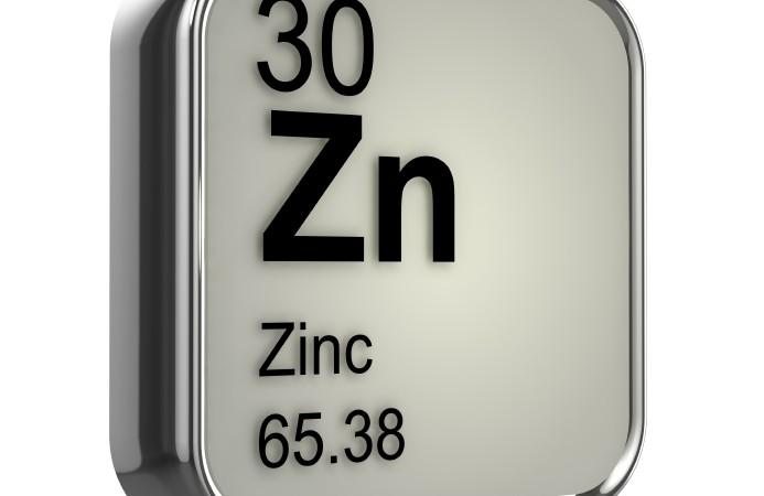 3d Zinc element